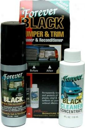 Forever Black Bumper & Rebuke Dye Kit