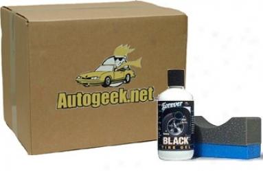 Forever Black Tire Gel Dye Kit Case Of 12