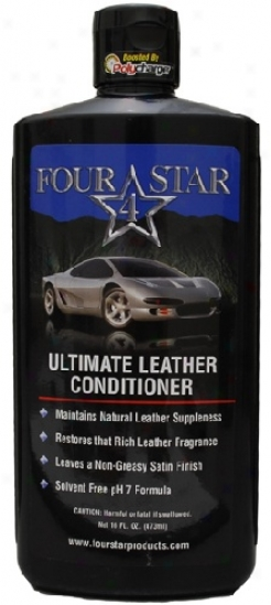 Four Star Leather Conditioner Gel Buy One, Get One Free!