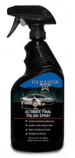 Four Star Ultimate Last Polish Spray