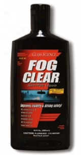 Glass Science Fog Clear Liquid