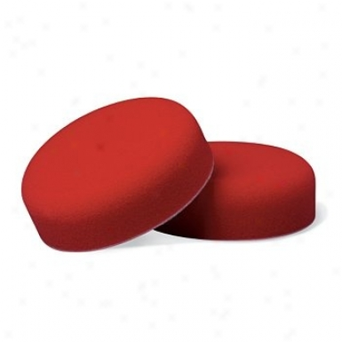 Griot's Garage 3 Inch iMni Red Wax Pad