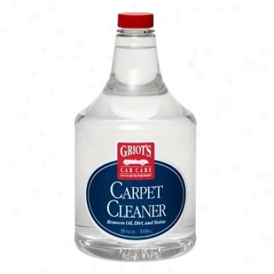 Griot's Garage Carpet Cleaner 35 Oz.