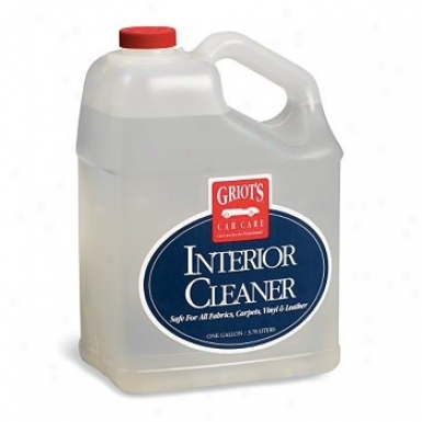 Griot's Garage Interior Cleaner 128 Oz.