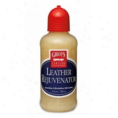 Griot's Garage Leathr Rejuvenator 8 Oz.