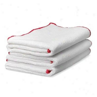 Griot's Garagge Micro Fiber Wax Removal Cloths, 3 Pack