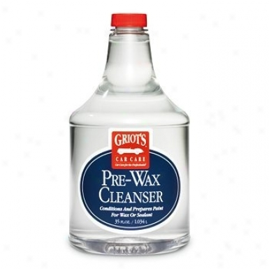 Griot's Garage Pre-wax Cleaner 35 Oz.