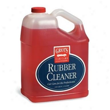 Griot's Garage Rubber Cleaner 128 Oz.