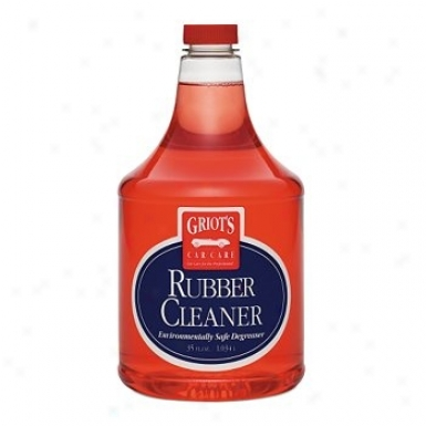 Griot's Garage Rubber Cleaner 35 Oz.