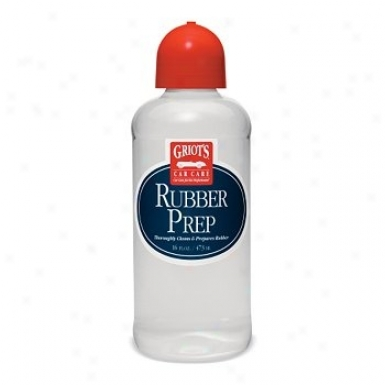 Griot's Garage Rubber Prep 16 Oz.