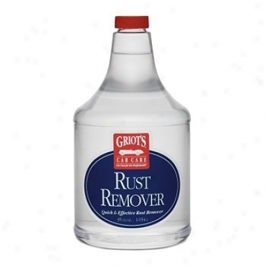 Griot's Garage Rust Remover 35 Oz.