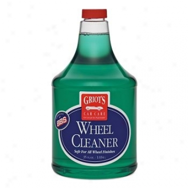 Griot's Garage Wheel Cleaner 3 5Oz.