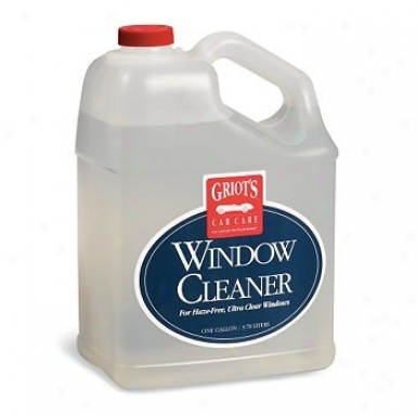 Griot's Garage Window Cleaner 128 Oz.