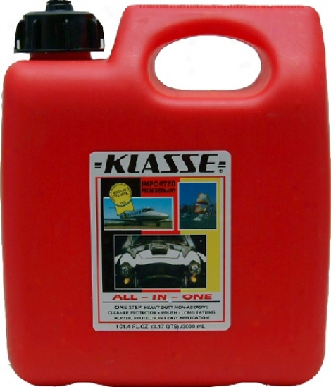 Klasse All-in-one Polish  3 Liter