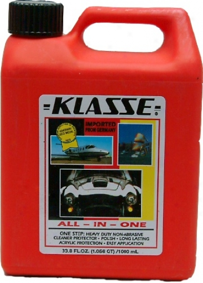Klasse All-in-one Polish 33 Oz.