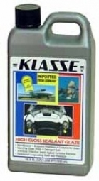 Klasse High Gloss Sealant Glaze 16.9 Oz.