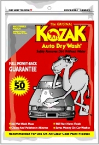 Kozak� Auto Drywash 4.5 Sq. Ft.