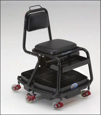 Kreepstool Rolling Utility Seat