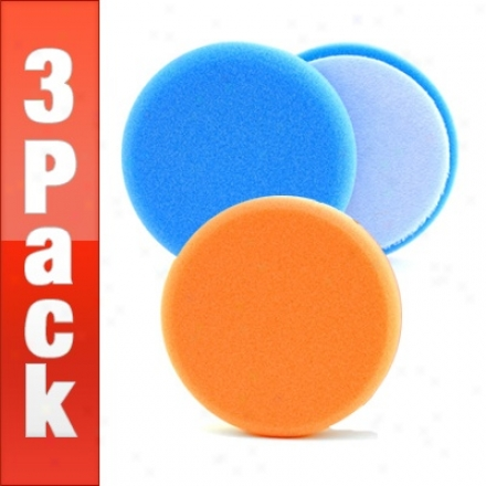 Lake Country Hydro-tech 5.5 X 1.25 Inch Foam Pads 3 Pack - Your Choice!