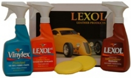 Lexol Value Kit
