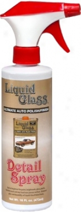 Liquid Glass Detail Spray