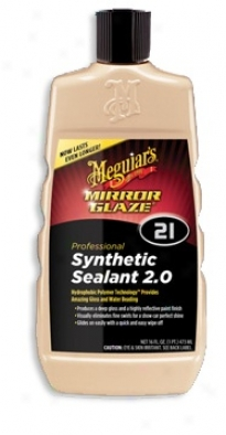 Meguiars #21 Synthetic Sealant 2.0