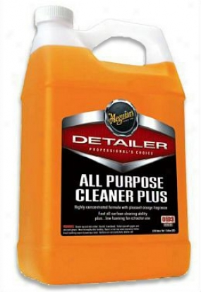 Meguiars The whole of Purpose Cleaenr Plus D103
