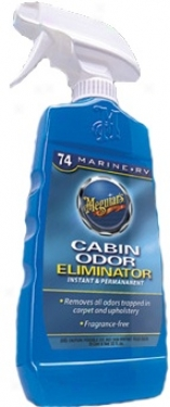Meguiars Hut Odor Eliminator #74