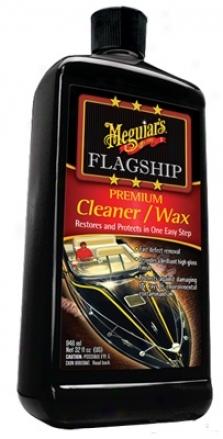 Meguiars Flagship Premium Cleaner/ Wax 32 Oz.