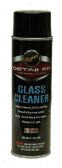 Meguiars Foaming Glass Cleaner