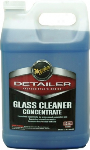 Meguiar?s Glass Cleaner  1 Gallon