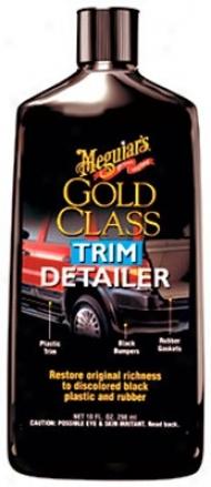 Meguiars Gold Clasx Trim Detailer