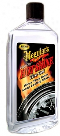 Meguiars High Gloss Hot Shine Tire Gel