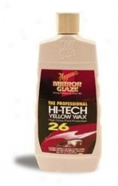 Meguiaes Mirror Glaaze #26 Hi-tech  Liquid Car Wax
