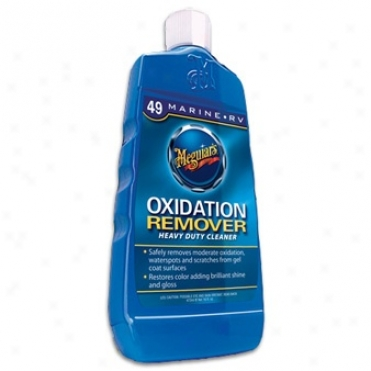 Meguiars Mirror Glaze #49 Oxidation Remover Heavy Duty Cleaner
