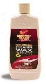 Meguiars Mirror Glaze #6 Cleaner/wax