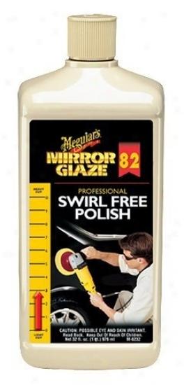 Meguiars Mirror Glaze #82 Mirror Glaze Swirl Free Polish