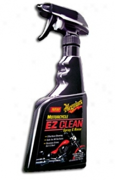 Meguiars Motorcycle Ez Unstained Spray & Rinse