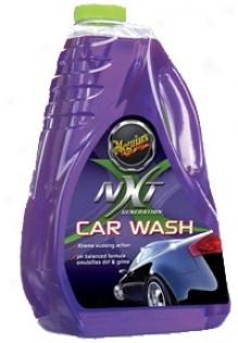 Megjiars Nxt Generation Car Wash