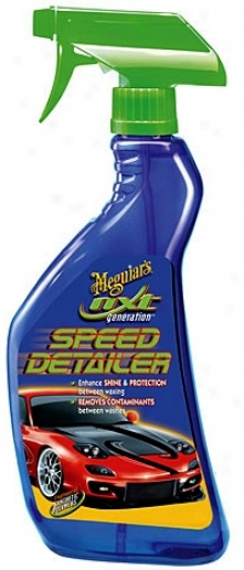 Meguiars Nxt Generation Speed Deyailer