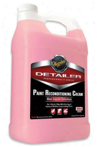 Meguiars Paint Reconditioning Cream D151
