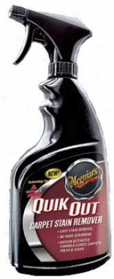 Meguiars Quik Out Carpet Stain Remover