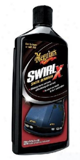 Meguiars Swirl X Swirl Remover