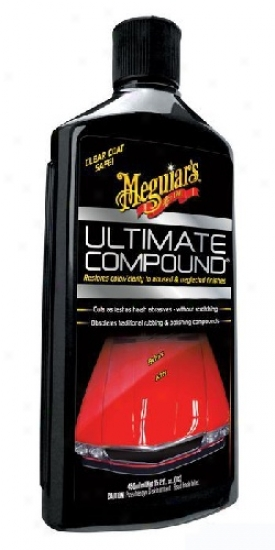 Meguiars Bring into use Compound