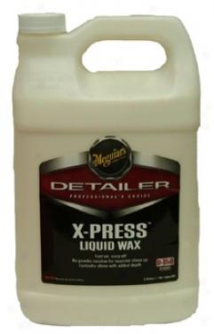 Meguiars X-press Fluid Wax