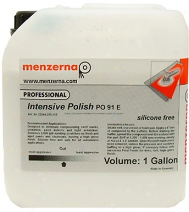 Menzerna Intensive Polish Po 91e 128 Oz.