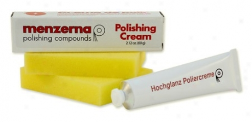 Menzerna Polishing Choice part Metal Polish