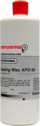 Menzerna Sealing Wax Apo 60 32 Oz.