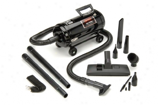 Metro Vac N'bloâ® Portable Vacuum  Free Bonus