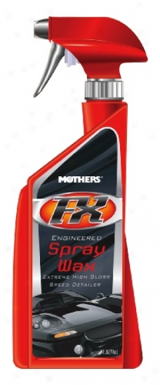 Mothers Fx Engineered Spray Wax